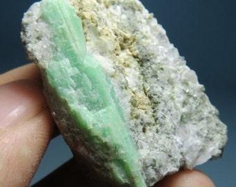 Emerald Beryl Smaragd, from Yunnan province, China