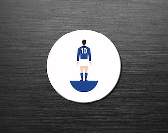 Dream Team 'Legends of the No.10' coaster. ITALY. 4 Pack. Mix n Match