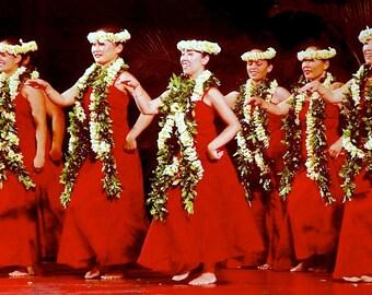 Custom - Authentic Hula Dress