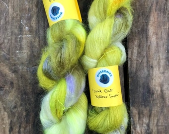 Don't Eat Yellow Snow - Kid Mohair & Silk Lace 50g