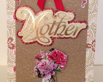 Handmade Mothers Day cards, all occasion handmade cards, hand made cards, handmade card, 3d handmade card, mothers day cards,