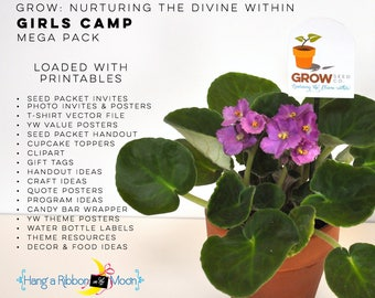 Girls Camp - Grow: Nurturing the Divine Within