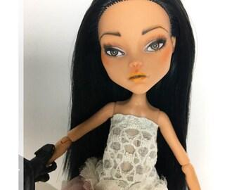 """Ooak Monster High doll """"Dragon Girl"""""""