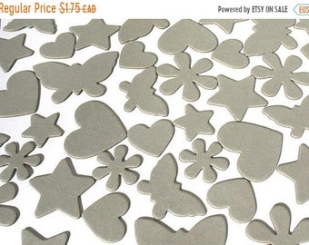50% OFF - Silhouette - Forever In Time Chipboard Die Cuts