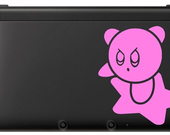 Kirby Smash Bros. Decal
