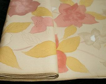 Japanese Kimono Silk - From the Bolt