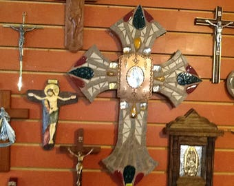 Our Lady of Guadalupe cross