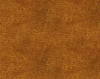 Orange Quilt Fabric by the yard Quilting MAS513 AC16 Cotton Sewing Civil War Quilts Farmhouse fabrics
