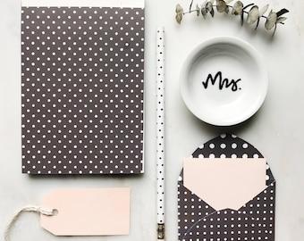 Bridal gift box (black & white)