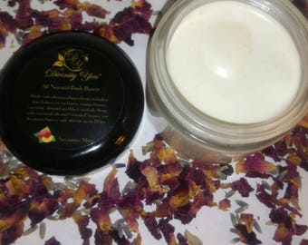 Whipped Body Butter (All Natural)