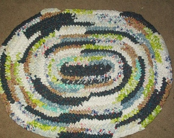 Flannel Toothbrush Rug