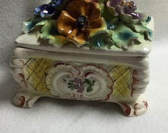 Italian Flower Box (#007)