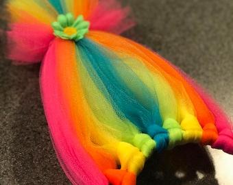 Trolls -  Rainbow Troll Hair Headband