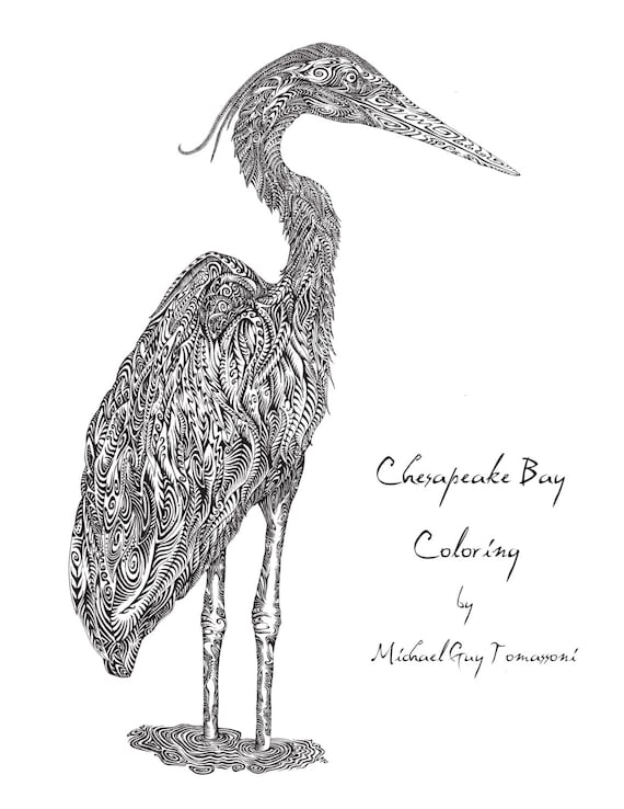 chesapeake bay coloring pages - photo#25