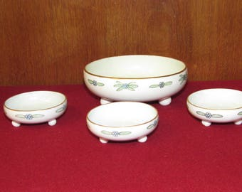 Limoges Berry Bowl set