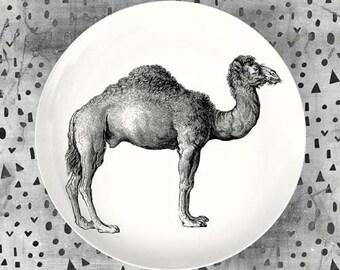 Camel No. 2 plate
