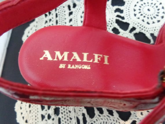 "by ""Amalfi Vintage by Made Rangoni USWgW6Z"