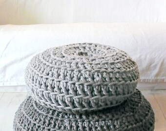 Pouf Häkeln etsy your place to buy and sell all things handmade