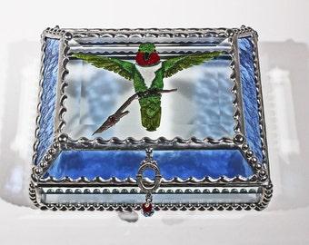 Hummingbird 4x5 SILVER
