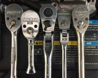 Mechanic Gifts Custom Tool Marking With Initials Logo or Own Design Tools Handy Man Best Gift for Men