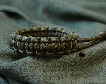 Venom Tom Hardy Eddie Brock Paracord Mad Max Survival Bracelet - Handmade in USA