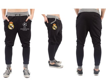 Real Madrid sweat pants joggers sudadera ronaldo,james,bale,benzema