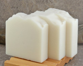 Sale - Naked Soap - No Fragrance, No Added Color - Just Soap