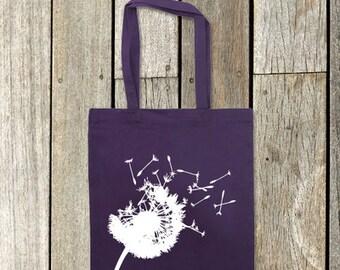 Dandelion - tote bag