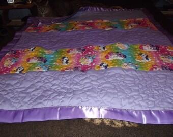 children quilt