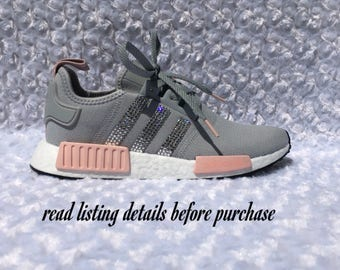 adidas nmd with glitter