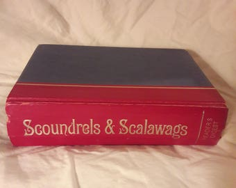Vintage 1968 Scoundrels and Scalawags