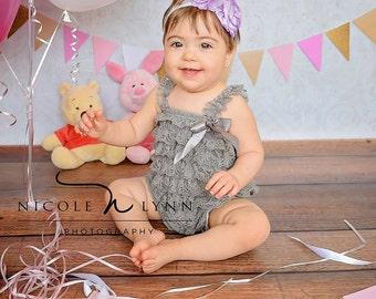 Baby Headbands - Baby Headband -  Lavender Headband - Baby Hairbow - Infant Headband - Toddler Headband - headband baby - Baby bows