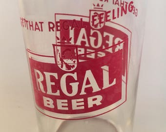 Vintage Regal Beer Glass
