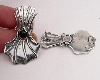 DUERRY's Medusa earrings sterling silver 925