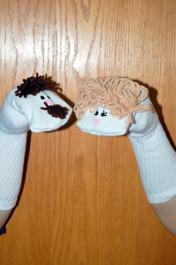Atemberaubend Socke Marionette Vorlage Galerie - Beispiel ...