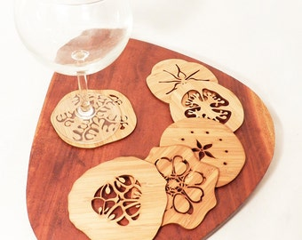 Fruit Slice Coasters