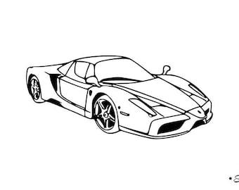 race car applique Thermo flex