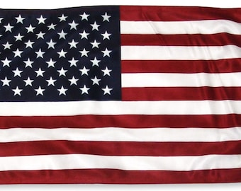 Jeep owners American Flag 12 x18 inches Best fit on Firestik CB Antenna