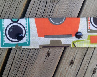 DPN Cozy - Camera with Black Snaps