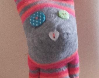 Plush sock
