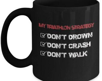 Triathlon Coffee Mug - Triathlete Mug