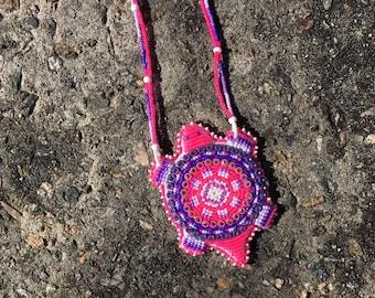 Turtle Medicine Amulet