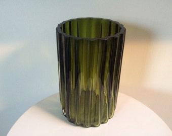 Jens Quistgaard Glass Vase