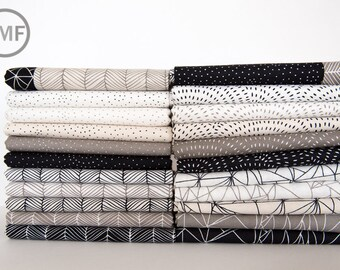 Catnip Complete Collection Half Yard Bundle, 22 Pieces, Gingiber, 100% Cotton, Moda Fabrics, 48230