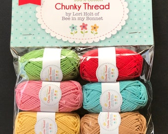 Lori Holt -  Chunky Thread Sampler Package no. 1