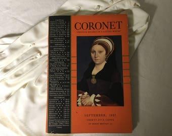 Coronet September 1937