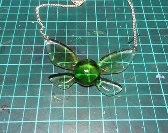 Fairy necklace inspired by Legend of Zelda