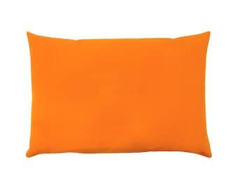 Cushion cover UNI orange 40 x 60 cm
