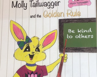 Molly Tailwagger Children's Book Series