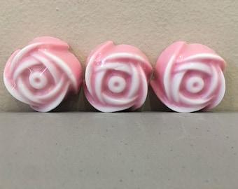 Rose Guest Soap